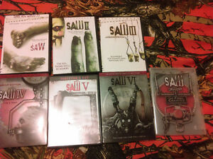 All 7 SAW movies