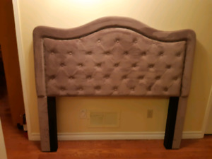 Plush head board