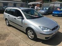 Ford Focus 1.8TDdi 90 Zetec Estate 2002/52 Only 105k & 12 Months Mot