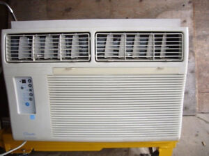 Window Mounted Air Conditioner Located in Peace River