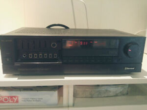 Sherwood RA-1240R AM/FM Stereo Receiver w/Built In Equalizer