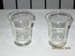 CORNFLOWER JUICE GLASSES