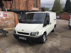 Ford Transit 2.0TDCi ( 100PS ) 2004.75MY 280 SWB ExecAir Pack