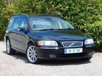 2006 56 VOLVO V70 2.4 SE D5 5D AUTO 183 BHP DIESEL
