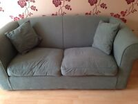 Sage Green Bed Sofa