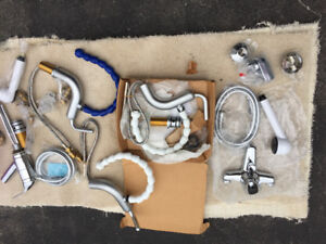 Some parts for plumbing