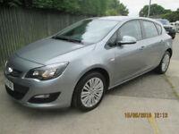 Vauxhall/Opel Astra 1.6i VVT 16v ( 115ps ) 2013MY Energy