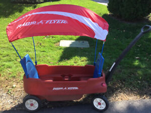 Radio Flyer Wagon for Two!