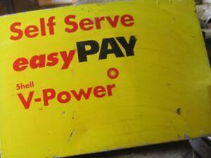 Vintage Gas Signs | Kijiji in Manitoba  - Buy, Sell & Save