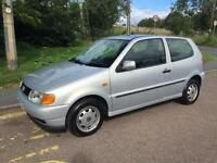 1999 V VOLKSWAGEN VW POLO 1.4 16v CL 3 DOOR HATCH AUTO AUTOMATIC