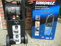 New Pressure Washer for Parts