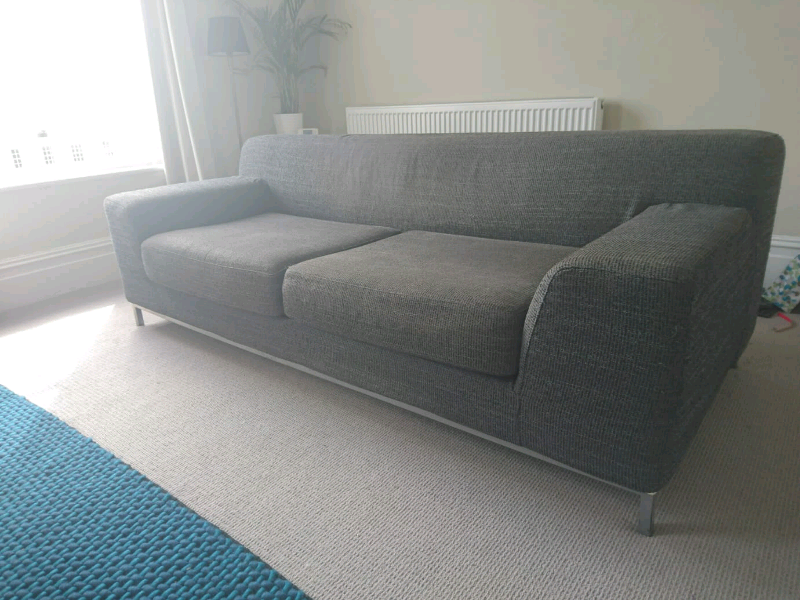 Terrific Ikea Kramfors 3 Seat Sofa In Clifton Bristol Gumtree Download Free Architecture Designs Scobabritishbridgeorg