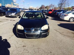 First one with cash takes it. Asking 3300 obo. 06jetta 164kkms.