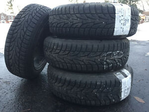 Winter Tire Package for a Honda Fit Kingston Kingston Area image 2