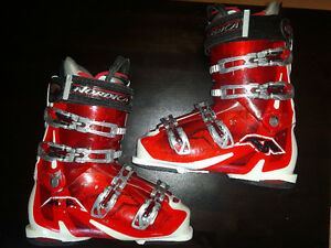 Nordica SpeedMachine 14 Ski Boots - size 27.7 or Mens 9-1/2