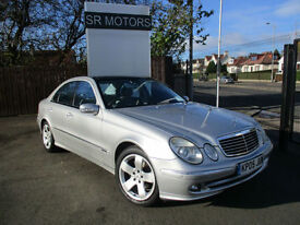 2005 Mercedes-Benz E320 3.2TD ( Euro 4 ) auto CDI Avantgarde(PANROOF,SAT/NAV)
