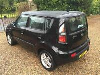 2009 09 KIA SOUL 2 1.6 CRDi TURBO DIESEL 126 BHP 5 DOOR HATCH 5 SPEED MANUAL MPV