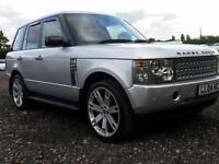 Land Rover Range Rover 3.0 Td6 auto Vogue 22 alloys plus extras 2004