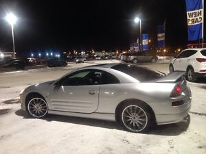 04 Mitsubishi Eclipse GT Regina Regina Area image 3