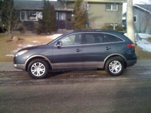 New Winter tires! 7 Seats! 2012 Hyundai Veracruz GLS $9600 obo