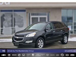2011 Chevrolet Traverse 1LT AWD  DUAL ROOF HEATED SEATS 