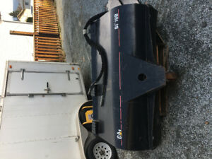 CAT BP18B Enclosed Sweeper / Power Broom