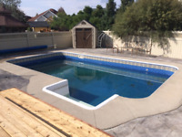 West Island Pool Service - Maintenance - Cleaning - Pool Closing