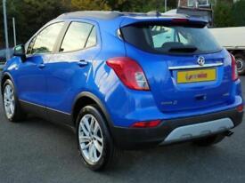 2017 Vauxhall Mokka X 1.4T Active 5dr Auto Petrol blue Automatic