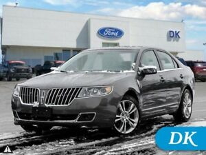 2010 Lincoln MKZ AWD w/Leather, Sport Appearance Pkg, Much More!
