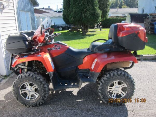 Used 2009 Arctic Cat TRV Limited