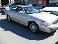 2006 Lincoln Town Car Sedan-LIMITED-NEW MVI -LOADED