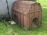 Dog House - Fully Insulated