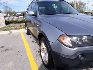 BMW x3 for quick sale