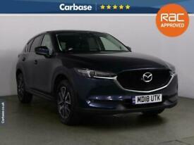 image for 2018 Mazda CX-5 2.0 Sport Nav 5dr - SUV 5 Seats SUV Petrol Manual