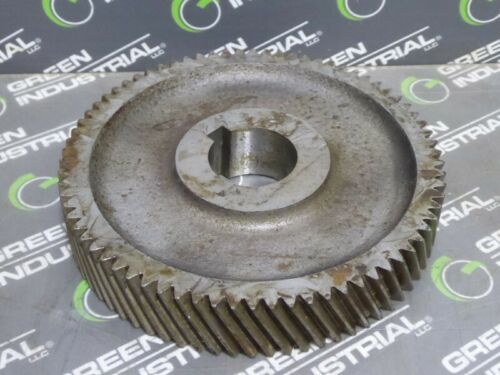 """NEW Unbranded 1200835 Gear 1-9/16"""" Bore 6"""" O.D for Falk Corp. Gearbox"""