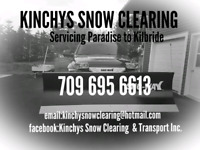 Kinchys Snow Clearing St Johns