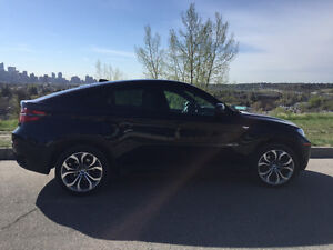 2014 BMW X6 xDrive 35i with M package