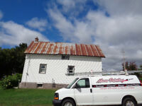 free estimates from a professional painter