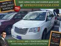 """Snow White Town and Country - TEXT """"AUTO LOAN"""" TO 519 567 3020"""