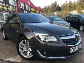 2013 Vauxhall Insignia 2.0 CDTi [140] ecoFLEX Elite Nav TURBO DIESEL ESTATE O...