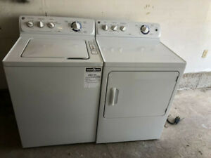 2 yrs white commercial quality stainless steel drum washer dryer