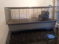 Savic Hamster Heaven Hamster Cage Syrian Hamster Cage NEW Hamster Cage 80 x 50 x 50 cm