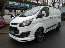 2015 Ford Transit Custom 2.2TDCi ( 100PS ) 290 L1H1