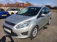 Ford C-MAX 1.6 ( 105ps ) 2012.25MY Zetec ** SHOWROOM CONDITION FULL HISTORY **