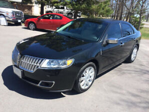 2010 Lincoln MKZ Low K's Comes Certified