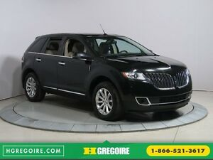 2013 Lincoln MKX AWD A/C  TOIT CUIR MAGS