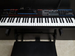 ROLAND JUNO-Gi KEYBOARD SYNTHÉTISEUR CLAVIER PIANO EXCELLENT