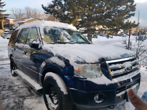 2007 ford expedition XLT.