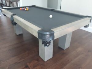 Custom pool tables - Locally made