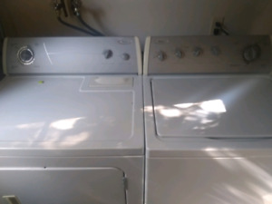 Whirlpool Washer Dryer. 350 or 250 today